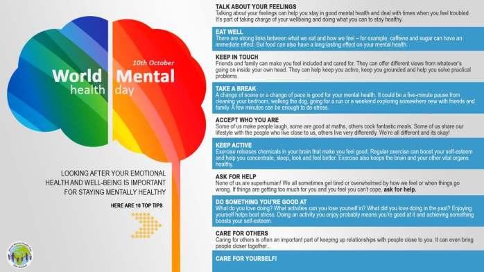 world mental health day 2018 - photo #6